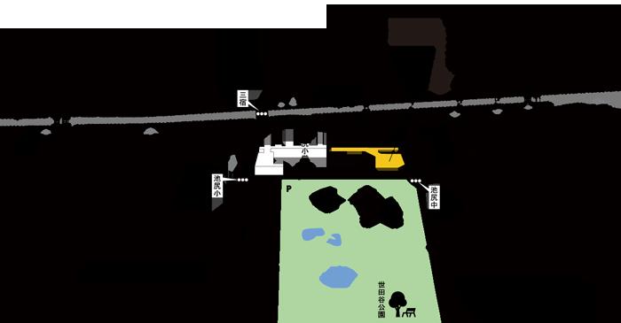 ホワイトページ地図