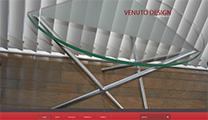 VENUTO DESIGN ホームページ